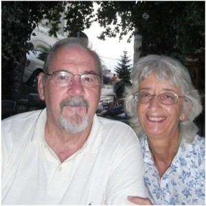 Jeff and Shirley Townsend